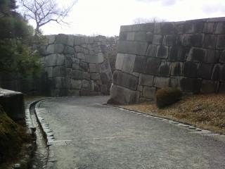 この石垣 ほれぼれしちゃいます
