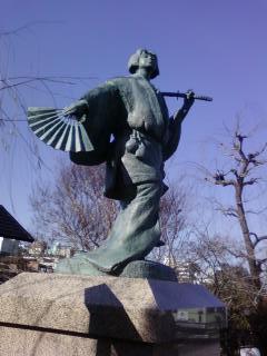 歌舞伎の発祥の地!