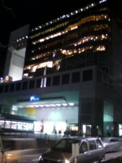 もにょもにょの 京都駅